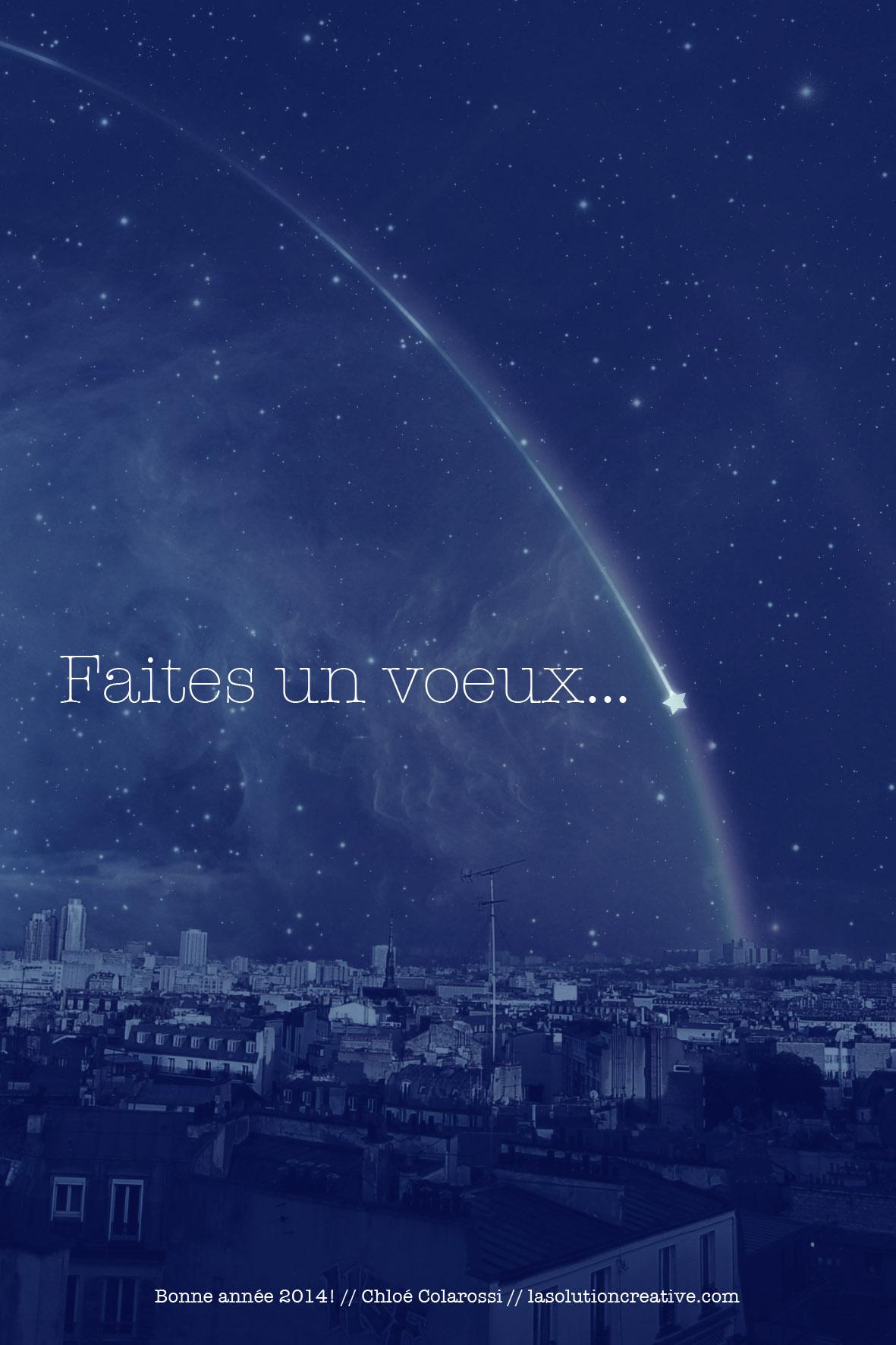 Make a Wish // Faites un Voeux
