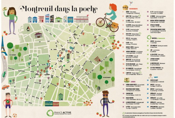 Carte Montreuil